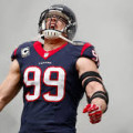 J.J. Watt, los récords son temporales