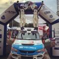 Ganar un campeonato de Rally, ejemplo de administración.