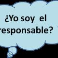 Tu eres 100% responsable de lo que te pasó, pero no de lo que le pasa a los demás.